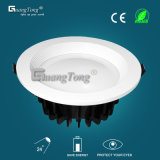 中国の工場LED Downlight 7With9With12W SMD/COB LEDスポットライト