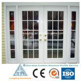 Perfil de aluminio para la puerta y la ventana de aluminio