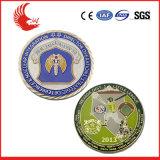 カスタムロゴの工場挑戦硬貨