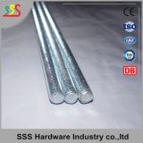DIN975 Grad 4.8 8.8 galvanisierter verlegter Rod aller verlegen Rod