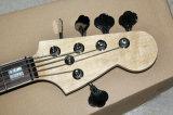 Нот Hanahi/белая электрическая басовая гитара с 5 шнурами