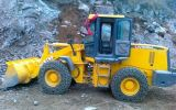 XCMG Wheel Loader Lw300k (Bucket 양: 1.8m3)