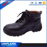 作業靴は、革安全Ufb015を起動する