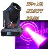 Viga móvil de la pista 15r 330W Sharpy de la viga de Sharpy para la luz de la etapa de DJ