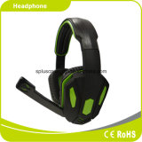 Novo estilo Blue Computer Game Headphone
