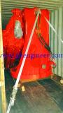 Junta Boom Crane com Separate Hydraulic Station