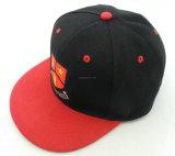熱い販売の方法赤6のパネルの急な帽子