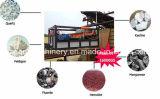 ネフェリンの鉱石のための版のタイプ自動クリーニング式電気磁気分離器