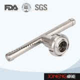 Sfera rotativa serrata sanitaria di pulizia dell'acciaio inossidabile (JN-CB2002)