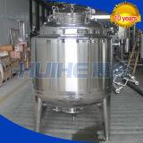 Réservoir de stockage de polissage de miroir d'acier inoxydable