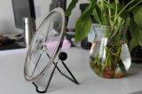 T-Typ nahtlose ausgeglichenes Glas-Kappe