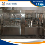 플라스틱 병 충전물 및 밀봉 기계