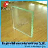Ce/ISO certifica el vidrio del vidrio de flotador del claro de 8m m/edificio/el vidrio del vidrio Tempered/ventana