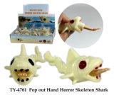 Lustiges Pressung-Grausamkeit-Haifisch-Spielzeug