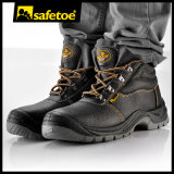Hoher Absatz Steel Toe Safety Shoes Price für Men M-8138