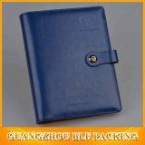 Carnet de couvertures en cuir / Agenda Carnet d'ordinateur portable (BLF-F046)