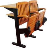 Escritorio del entrenamiento de los muebles de escuela del roble y sistema de la silla