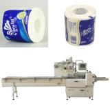 Papier hygiénique faisant à machine la machine à emballer de serviette sanitaire
