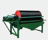 Separatore asciutto permanente del tamburo magnetico per industria estrattiva
