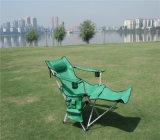 옥외 운동 야영 바닷가 경량 접히는 어업 의자 가구 (옆 포켓에)
