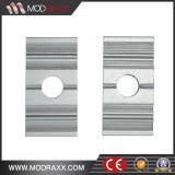 Consolas de montaje de gran eficacia de la azotea del panel solar (MD400-0200)