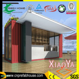 Hermosa prefabricadas de diseño de envío Casas contenedores (XYJ-01)