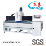 CNC 3-Axis Glass Edging Machine für Grinding Shaped Glass