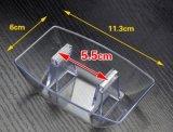 製造業者範囲のフードの部品のためのプラスチックオイルコップ型