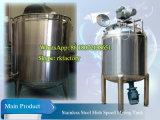 réservoir de mélange de cisaillement élevé de l'acier inoxydable 500L