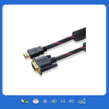 Стандартный 15pin VGA Male к VGA Male Cable 10 FT