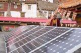Le meilleur système de pile solaire de hors fonction-Réseau des prix pour l'usage à la maison