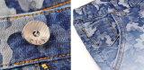 Подгонянных джинсыы OEM 2016 людей хлопка Camo высокого качества органических не доходя