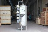 Filtro de pressão bebendo dos multimédios do tratamento da água