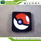 Pokemon le plus neuf vont chargeur portatif de cube en dessin animé de côté de pouvoir de Pokeball