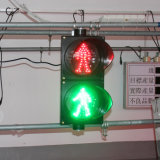 Dynamische rote grüne Fußgängerampel der Signal-Licht-Plasterungs-LED