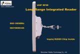 Programa de lectura integrado del rango largo RFID de la frecuencia ultraelevada de Impinj R2000