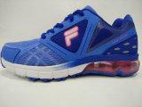 ブランドは高品質の青い網の運動靴に蹄鉄を打つ