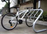Cremalheira ao ar livre do armazenamento da bicicleta do aço inoxidável
