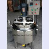 チョコレートオイルの溶けるタンクココアアルコール飲料オイルの溶けるタンク