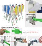 el Velcro del 10FT surge con los casquillos de extremo impresos (LT-09L2-A)
