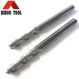 Processing Alu를 위한 HRC45 Long Flute Carbide Tools
