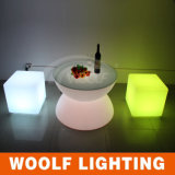 Cubo di plastica di colore LED del cubo 3D del cubo 3D LED del partito del LED