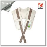 Rouleau-masseur de régime portatif de collet de courroie d'Esino FCL-M19 pour l'allégement d'algie cervicale