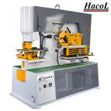 Q35y-30 Hydraulic Iron Worker/Hydraulic Conbined Punching e Shearing Machine con Notching /Angle Cutting Machine