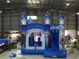 Aufblasbares gefrorenes federnd Schloss des heißen Verkaufs-2016