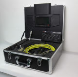 Système visuel d'appareil-photo d'inspection d'égout Mainline