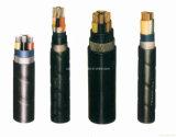 Noyau solide ou câble d'alimentation isolé par XLPE Twisted de conducteur