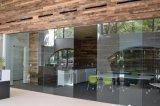 Alluminio di vetratura doppia che fa scorrere il portello del patio con il portello di obbligazione