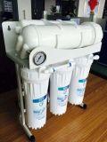 600gpd (95L/H)永続的なフレームおよび圧力計が付いているROシステム
