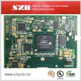 LCDは両面の液浸の金PCBのボードアセンブリを監察する